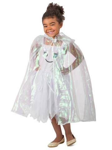 Ghostly Princess Costume for Girls