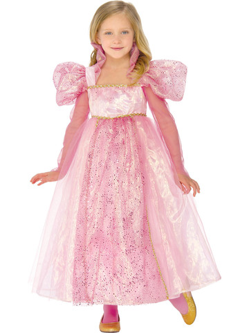 Glitter Princess Costume for Girls