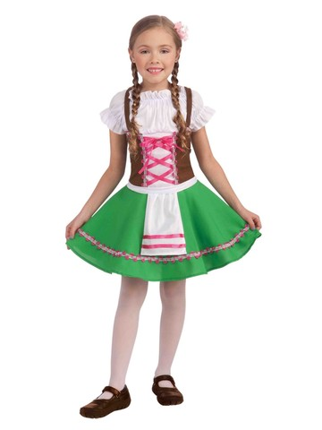 Gretel Girls Costume