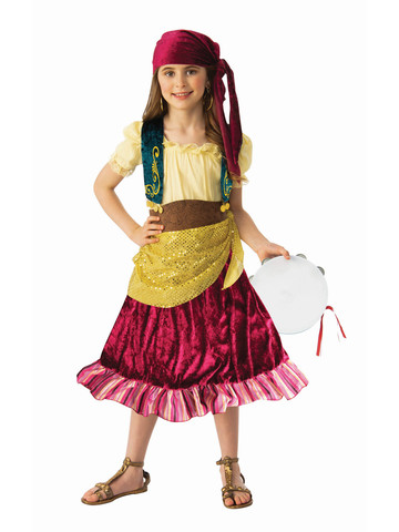 Gypsy Beauty Costume