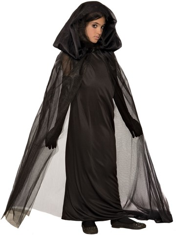 Girl's Dark Specter Costume