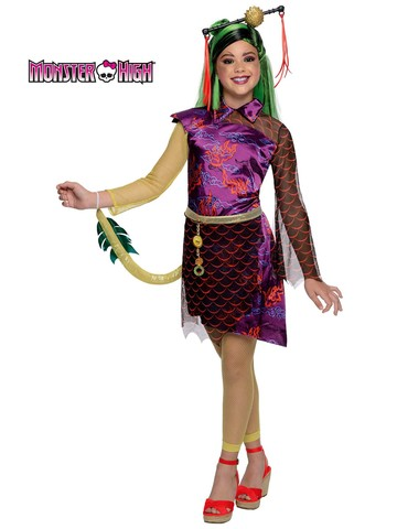 Girls Jinafire Monster High Costume