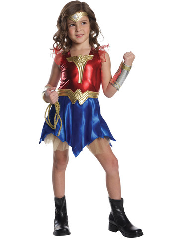 Wonder Woman Deluxe Dress