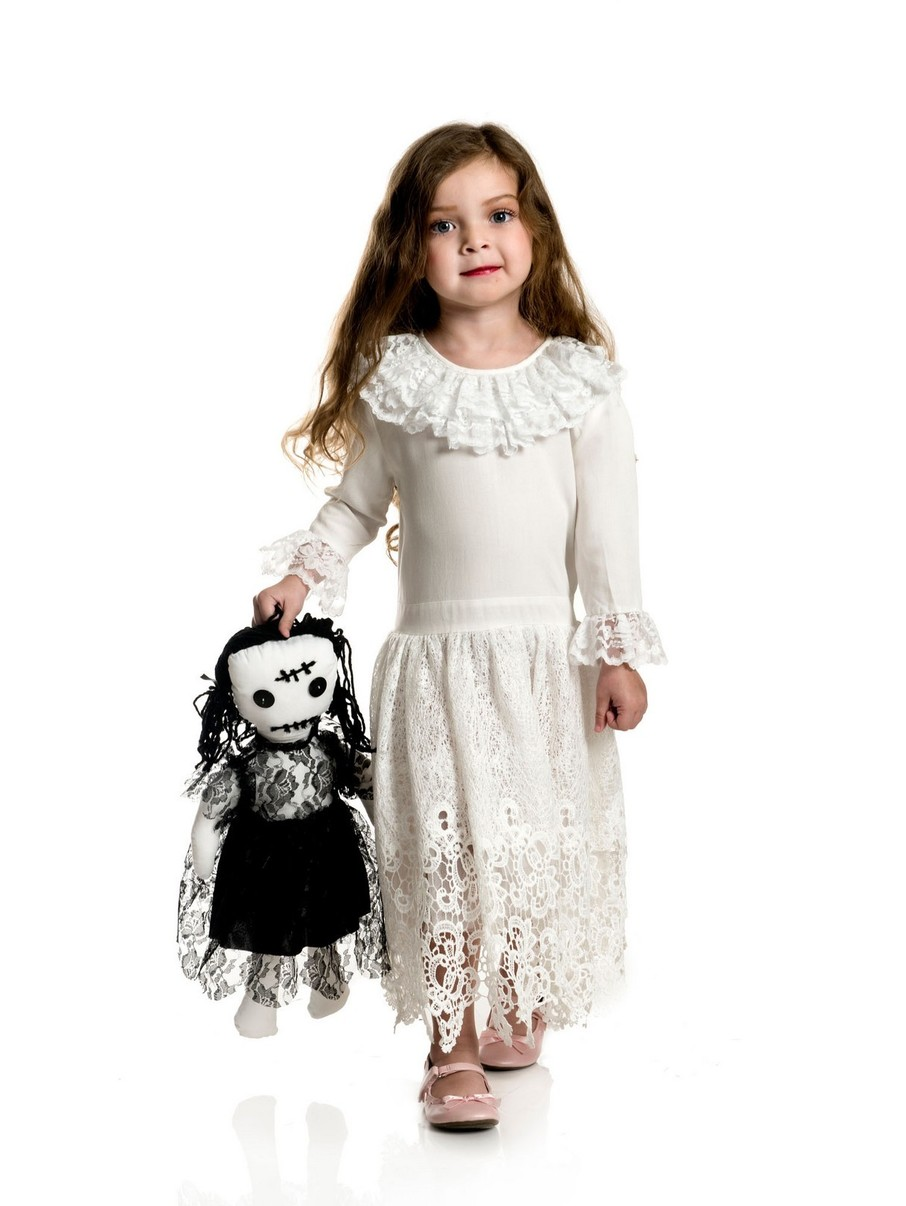 View larger image of Little Miss Voodoo Dress for Kids