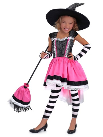 Luna the Witch Girl's Costume