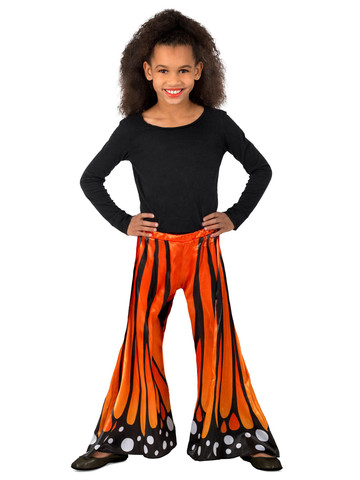 Monarch Butterfly Pants Costume for Girls
