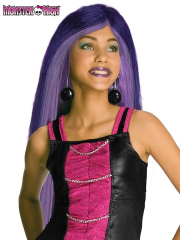 Girl's Monster High Spectra Vondergeist Wig
