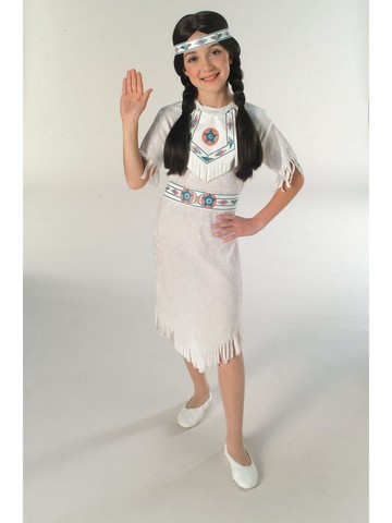 Native American Princess Costume for Girls