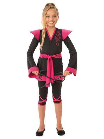 Ninja Costume for Girls