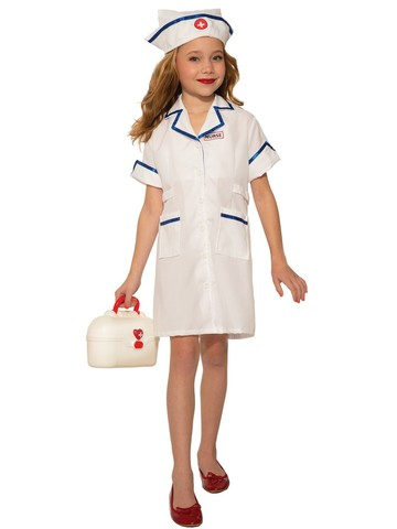 Nurse Costume for Girls