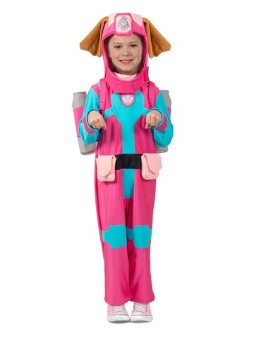 Girls Paw Patrol Sea Patrol Skye Child Costume