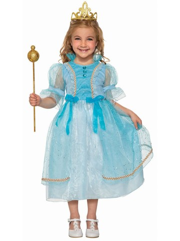 Betsy Blue Princess Costume for Girls