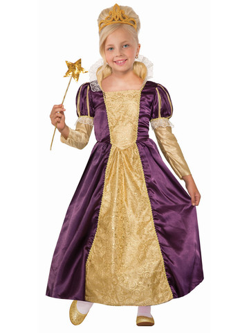 Princess Indigo Costume for Girls