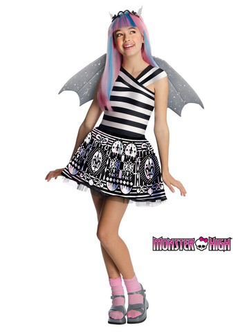 Girls Rochelle Goyle Monster High Costume