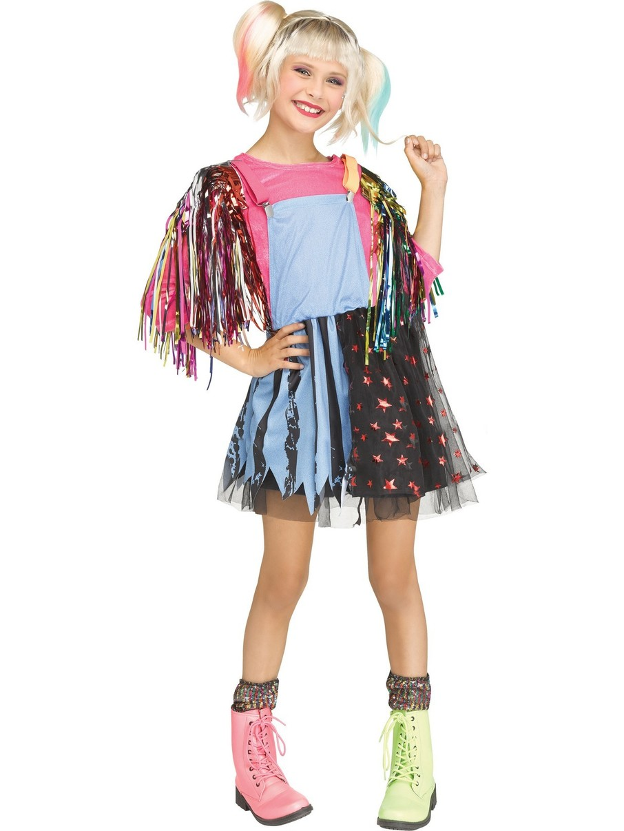 View larger image of Roller Derby Rascal Costume for Girls