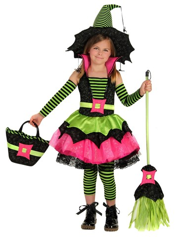 Spiderina Girl's Costume