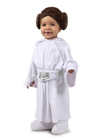 New Born Star Wars Leia Costume