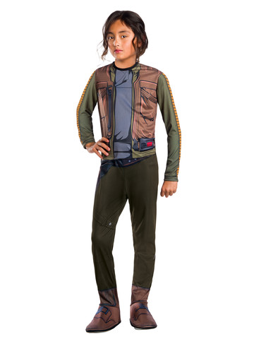Girls Star Wars Rogue One Jyn Erso Costume