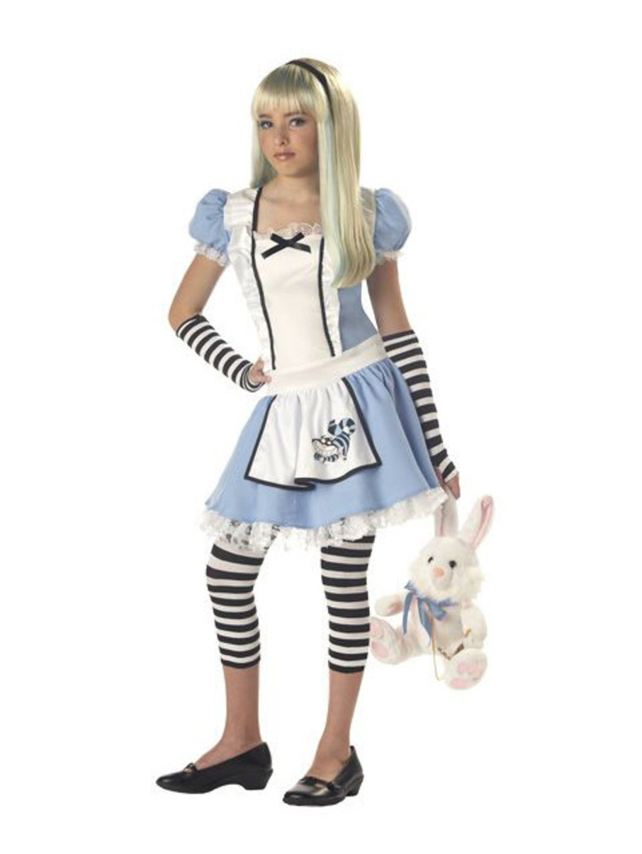View larger image of Alice Tween Costume