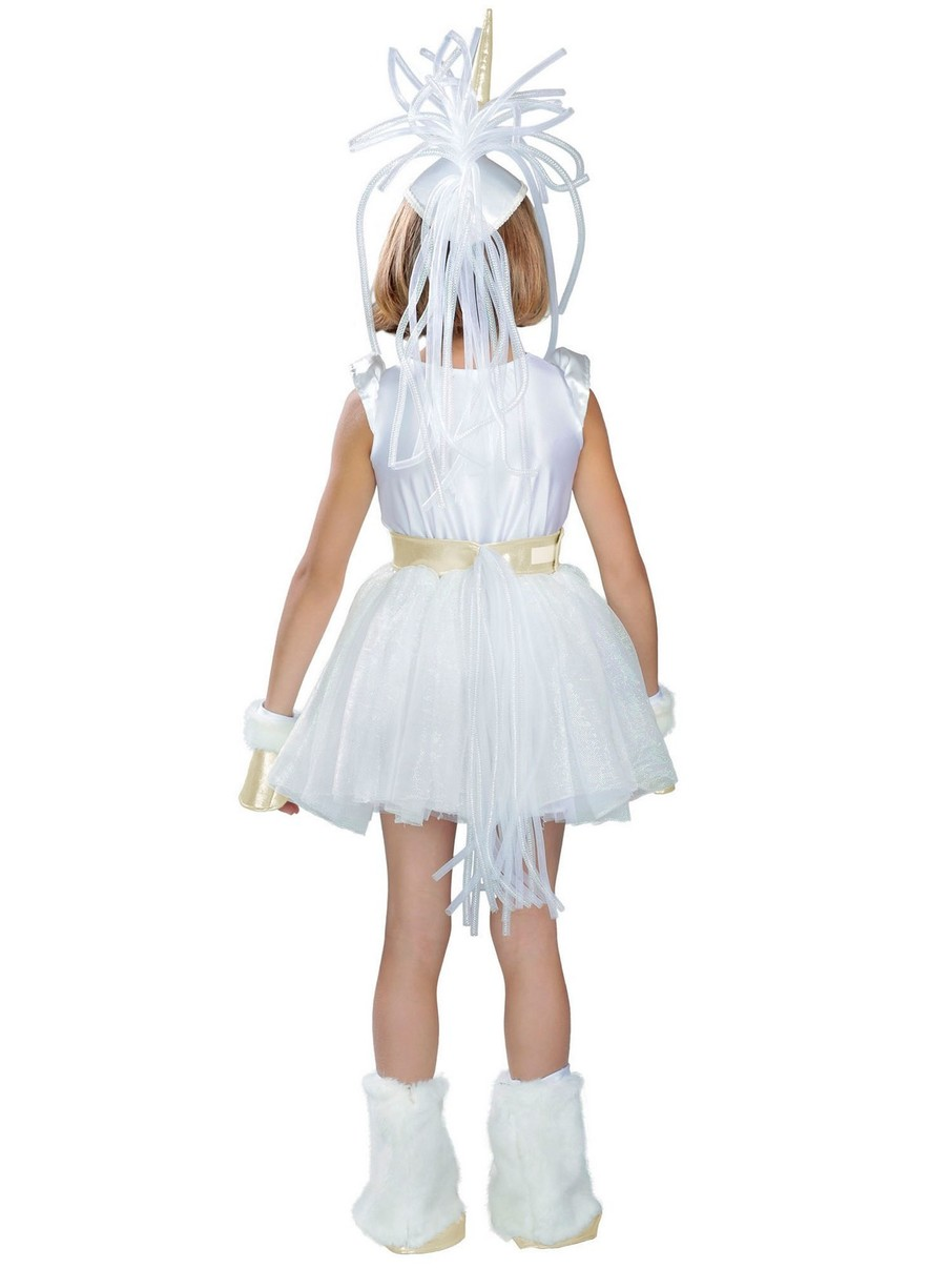 View larger image of Unicorn Girl Costume