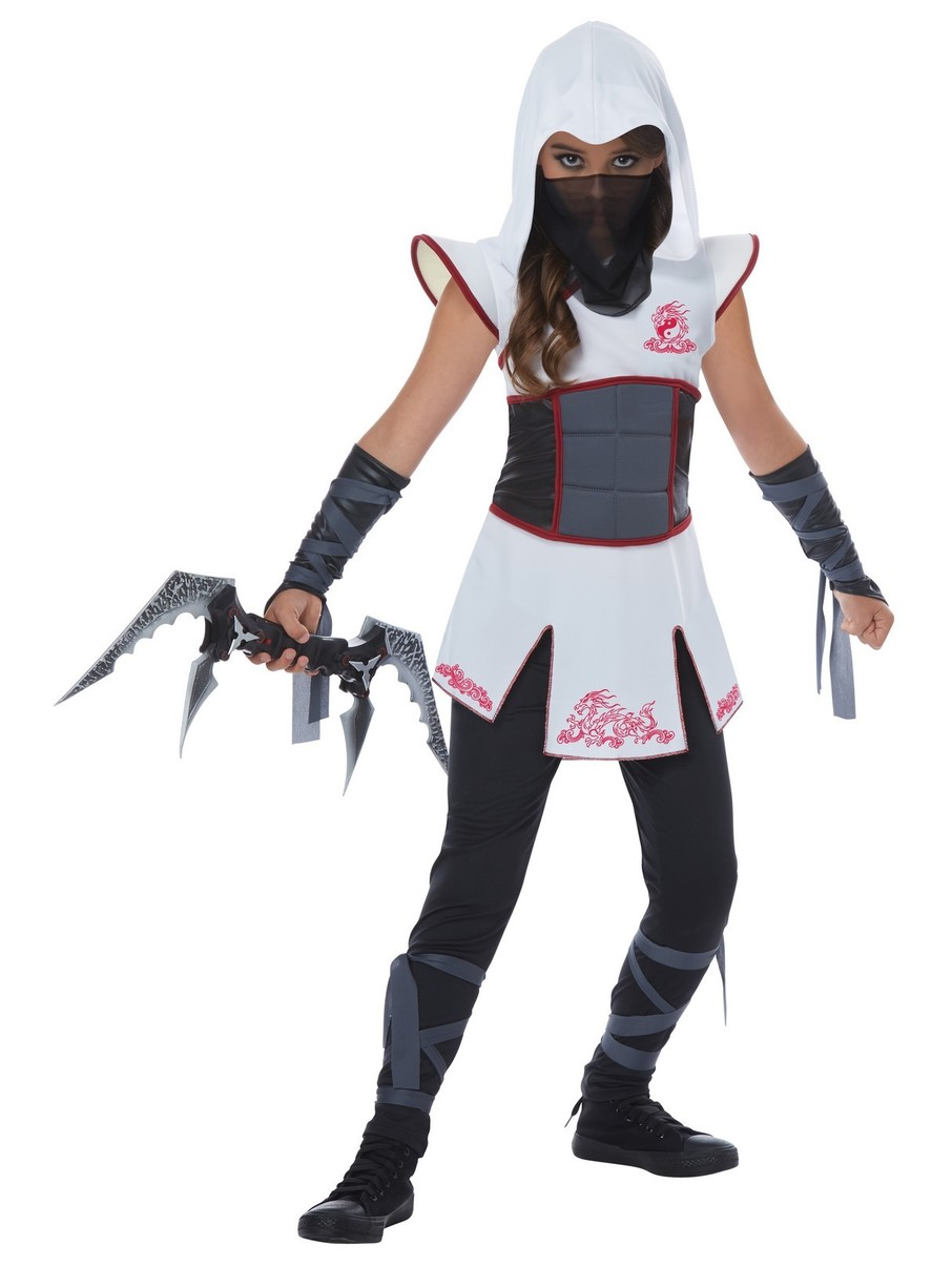 View larger image of Fearless Ninja Girls Costume