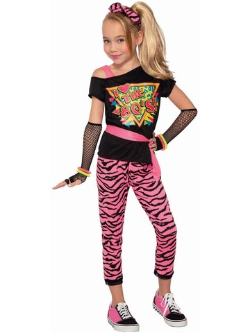 Wild Child Costume for Girls