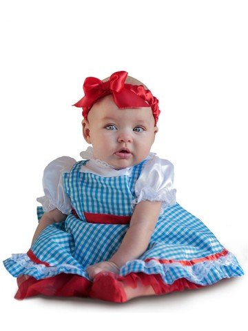 Wizard of Oz Newe Born Dorothy Costume