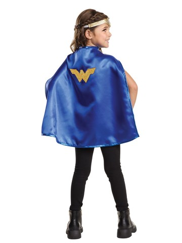 Wonder Woman Cape for Kids
