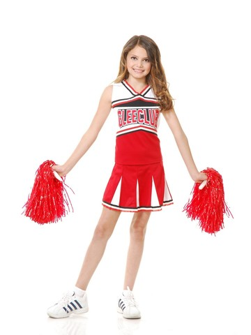 Glee Club Girls Costume