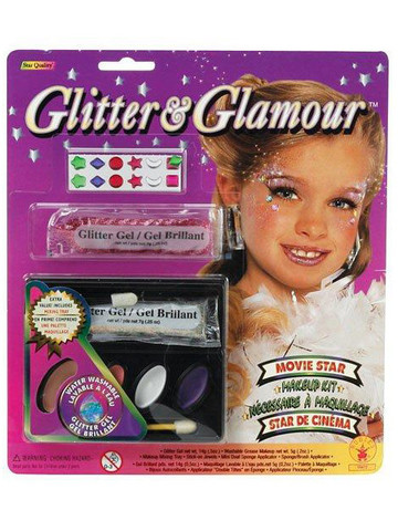 Glitter Make-Up Kit