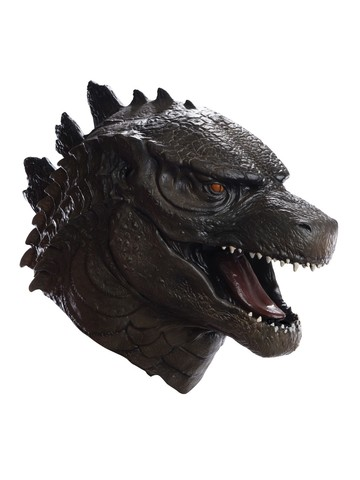 Godzilla: King of the Monsters Godzilla Adult Overhead Latex Mask