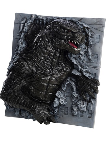 Godzilla: King of the Monsters Godzilla Wall Breaker Decoration