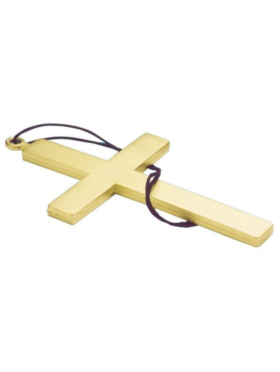 View larger image of Gold Nine Inch Cross