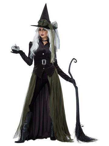 Gothic Witch Costume for Women