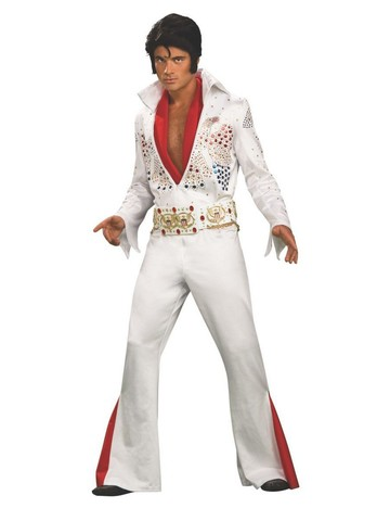 Adult Grand Heritage Elvis Costume - Large