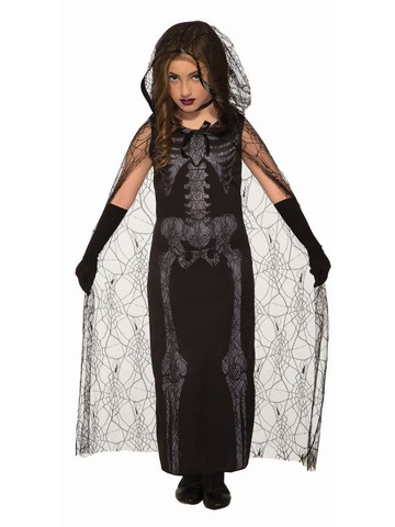 Graveyard Spirit Dress Costume
