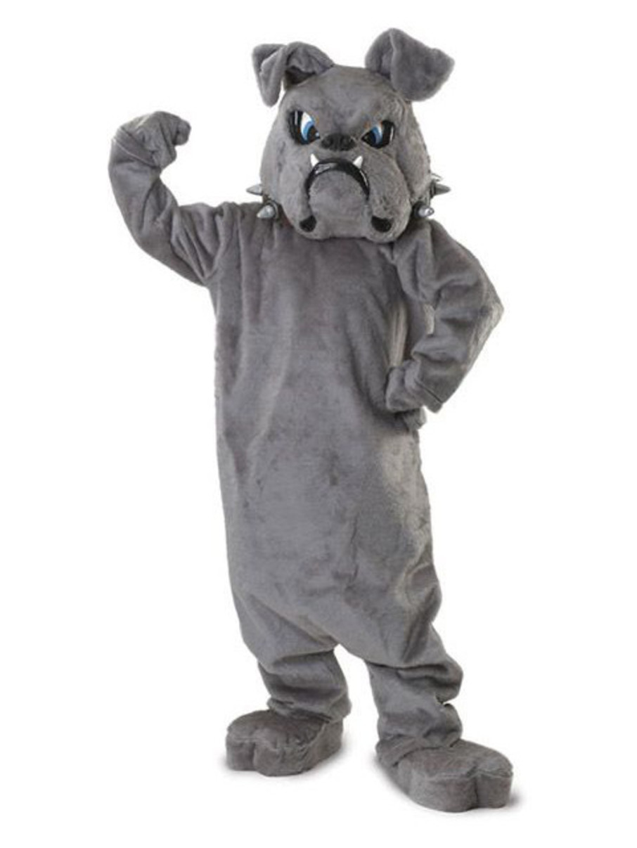 View larger image of Bulldog Spike Mascot Adult Costume