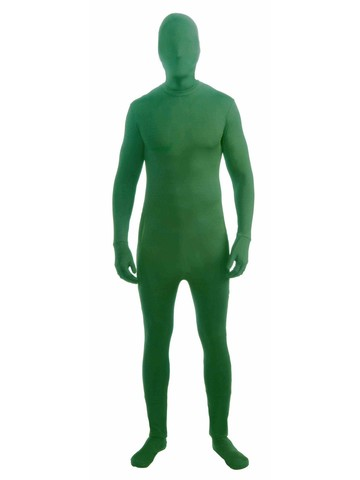 Green Adult Skinsuit