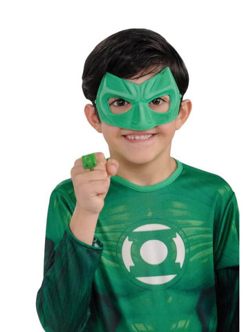 Child's Lite Up Ring - Green Lantern