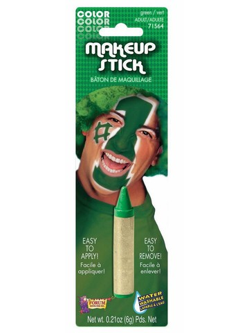 Green Makeup Stick