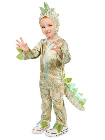 Green T-Rex Dinosaur Toddler Costume