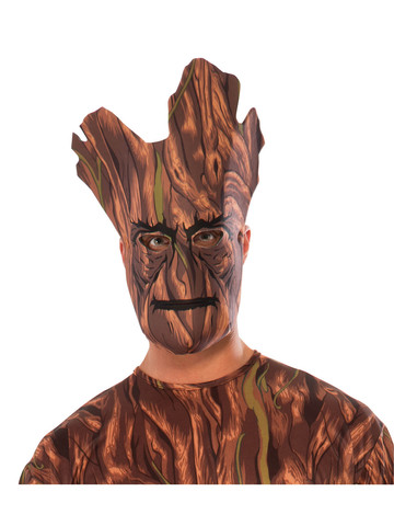 Guardians of the Galaxy Groot Foam Mask for Adults