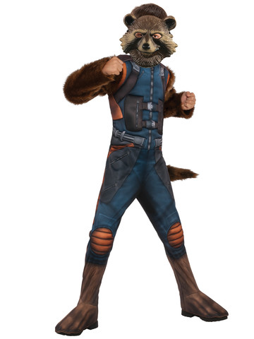 Kids Guardians of the Galaxy Vol. 2 - Rocket Costume Deluxe