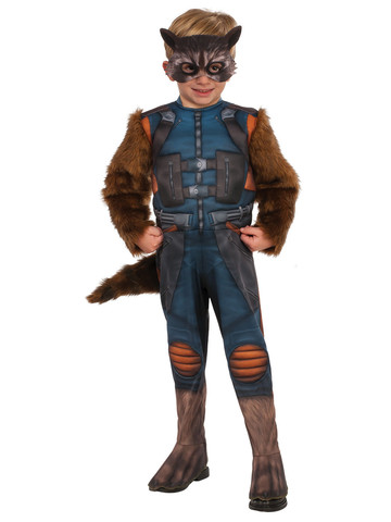 Toddler Guardians of the Galaxy Vol. 2 - Rocket Costume