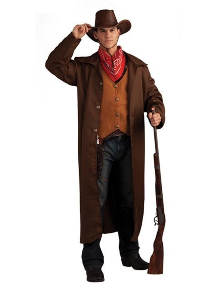 View larger image of Gun Slinger Adult Costume