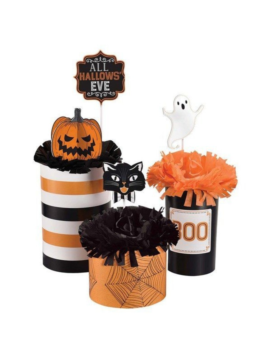 View larger image of Hallow's Eve Centerpiece Decoration Kit