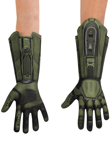 Halo Master Chief Adult Deluxe Halo Gloves
