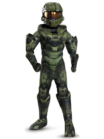 Halo: Prestige Master Chief Costume For Kids