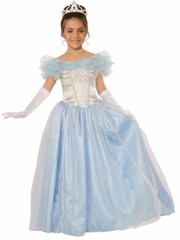 Princess Happily Ever After Costume - Medium