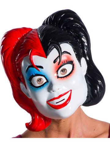 Harley Quinn Women's Adult Mask